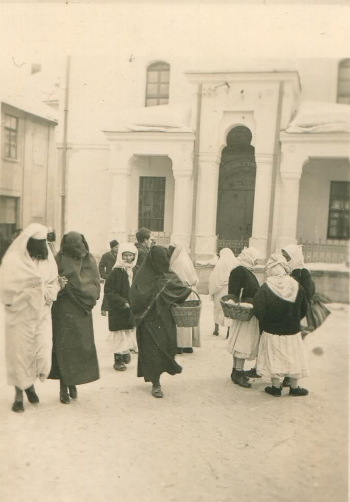 Tuzla, Čaršijska džamija 1940-ih godina.