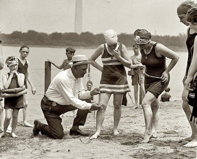 bikini 1920-e