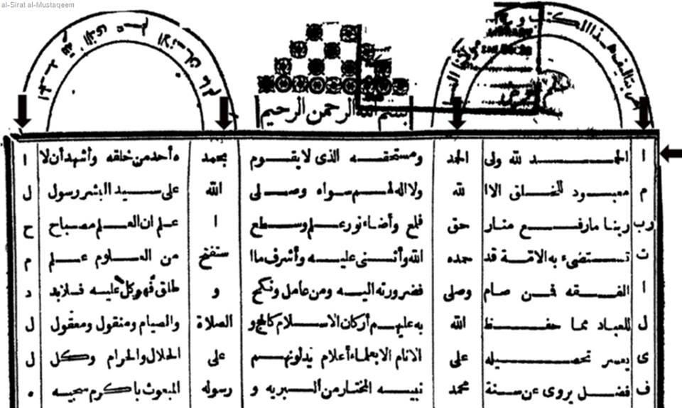 Al-Muqri knjiga