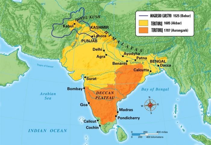 mogulsko-carstvo-mapa