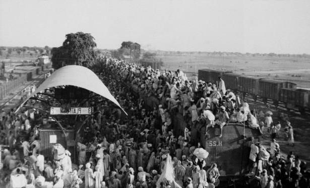 Milioni ljudi u potrazi za novim domom nakon britanske podjele Indije 1947. godine.