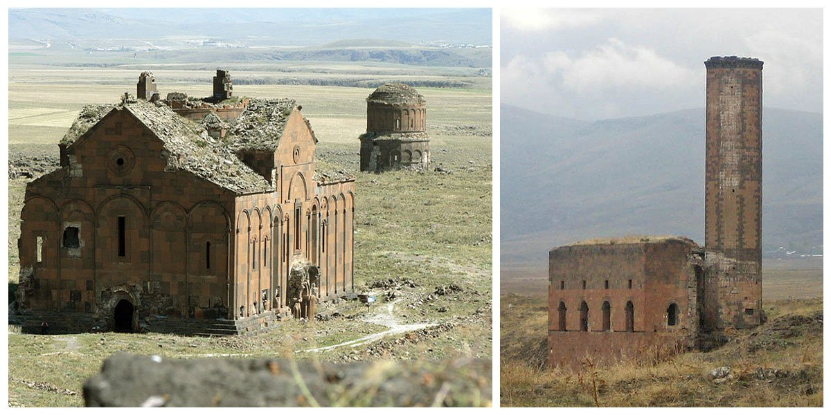 Nekada srednjovjekovni grad od 200.000 stanovnika, a danas potpuno napušten ...