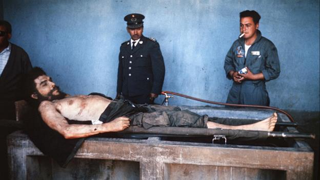 Che Guevara smrt