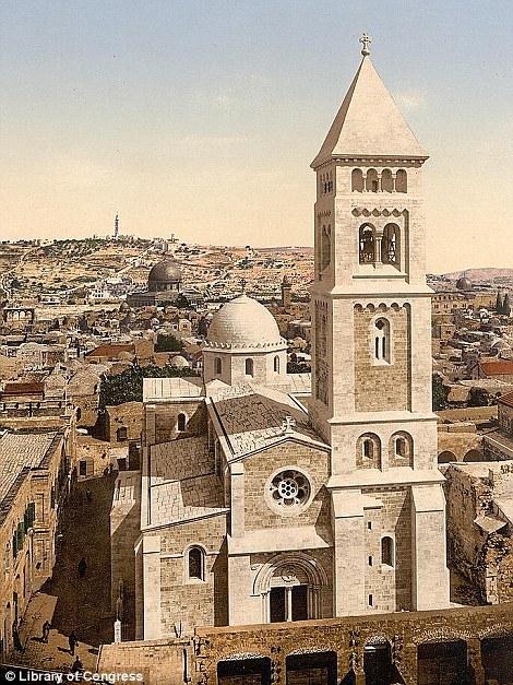 Crkva spasenja u Jerusalemu