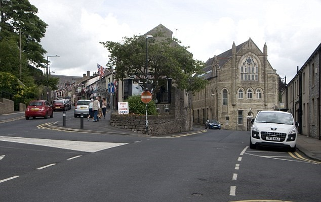 Džamija u engleskom gradiću Clitherou (nekadašnja metodistička crkva)